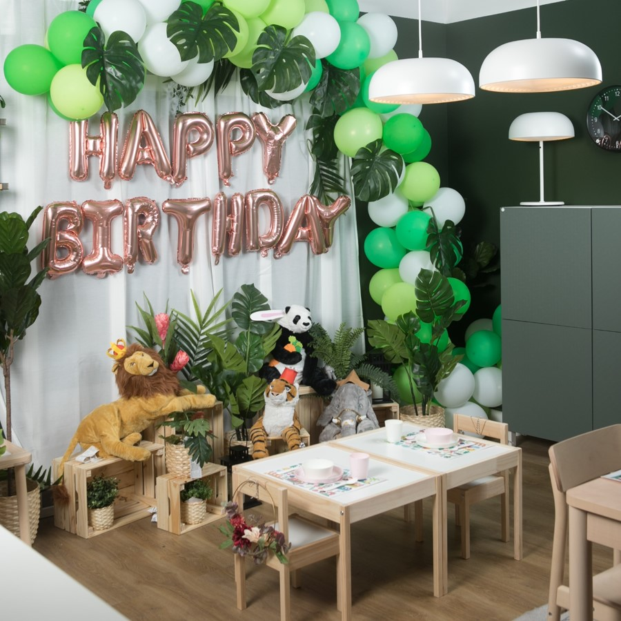 Steps to set an adventurous birthday party