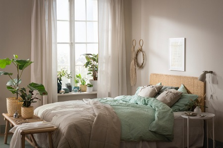 Bring bright and fresh feelings into your room