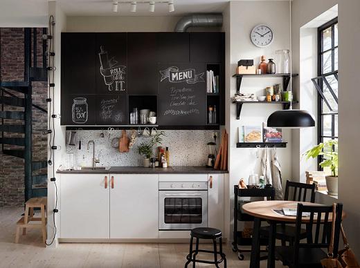 Dapur yang mengundang kreativitas