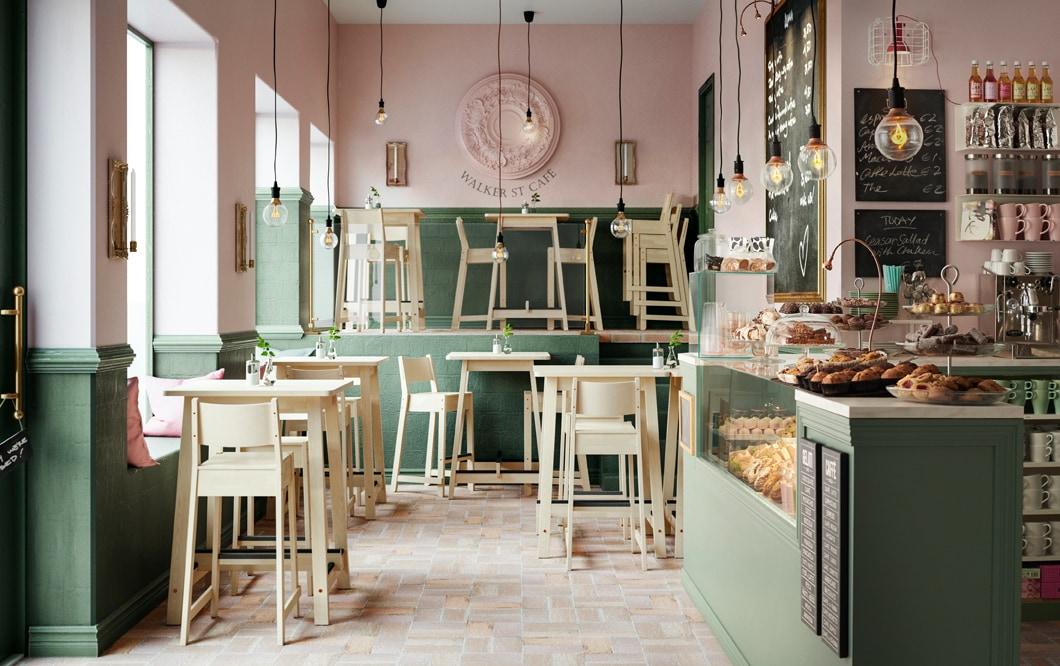6 tips memulai bisnis kedai kopi minimalis kekinian