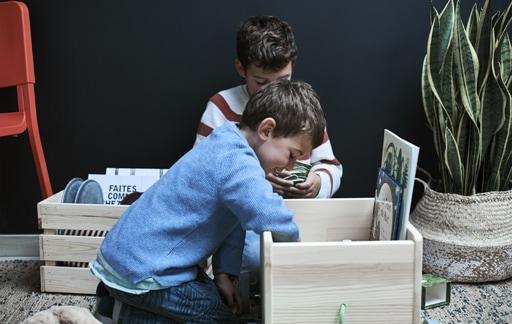 Kunjungan ke rumah: cara membuat kotak hadiah untuk acara menginap