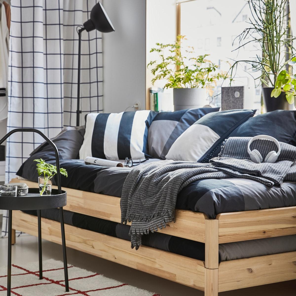 furniture tempat tidur fleksibel
