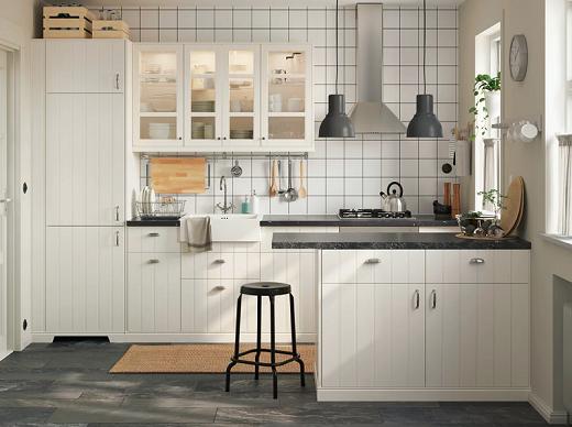 Jual Perabot Dapur Kitchen Set Murah Lemari Meja Wastafel Ikea Indonesia