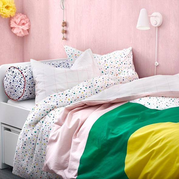 koleksi perlengkapan tempat tidur anak kecil MÖJLIGHET